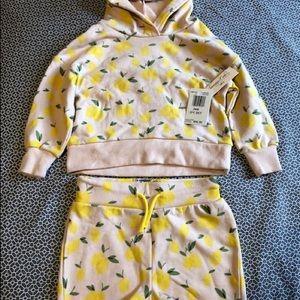 Sovereign Code adorable 2 piece set